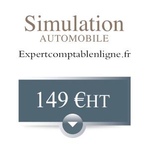 Simulation achat automobile